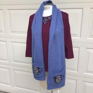 rare CATH KIDSTON telephone scarf